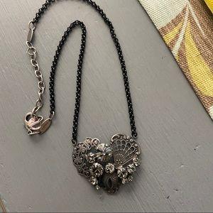 Sabika Crystal  Necklace